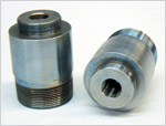 "Transducer Protector Adapter - 1/2"" NPT; 17-4 HT"