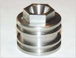 Piston Cap, with T-Seal Slot; Nit 50 HS