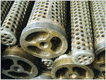 "Perforated Retrievable Drill Pipe Screens - 1/4"" Holes"