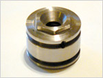 Piston Cap, with Venting Slots; Nit 50 HS
